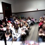 Making Webcomics-Standing room only!